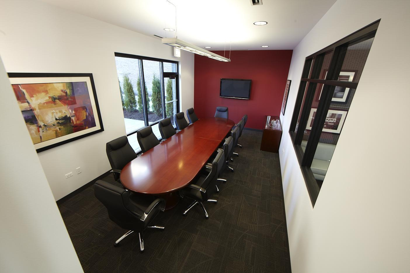 Inspire Business Center - The Board Room