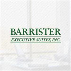 Logo of Barrister Executive Suites, Inc. - San Diego Del Mar