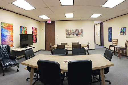 Office In America Co. - Multipurpose Room