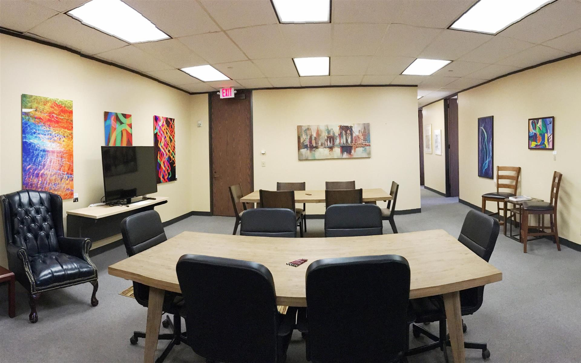 Office In America Co. - Multipurpose Room