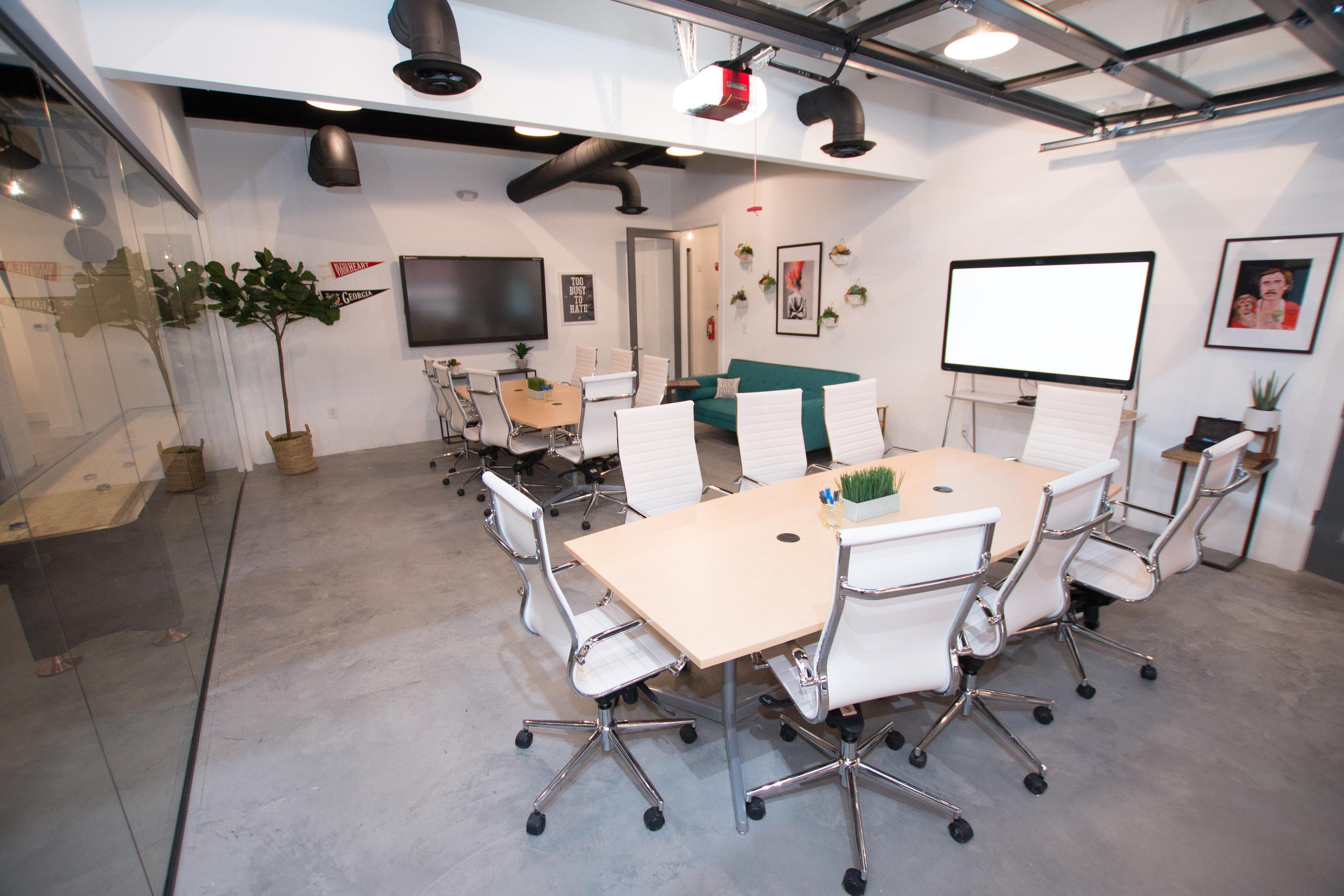 Thrive Coworking - Prometheon - Conference Room