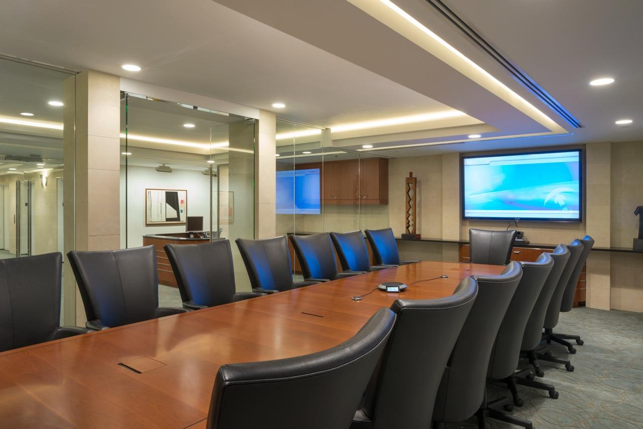 Rockefeller Group Business Centers-45 Rockefeller Plaza - Board Room