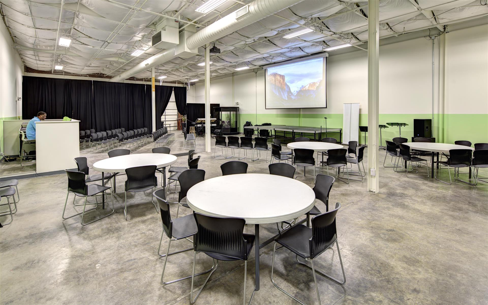 ReCity - Event Room
