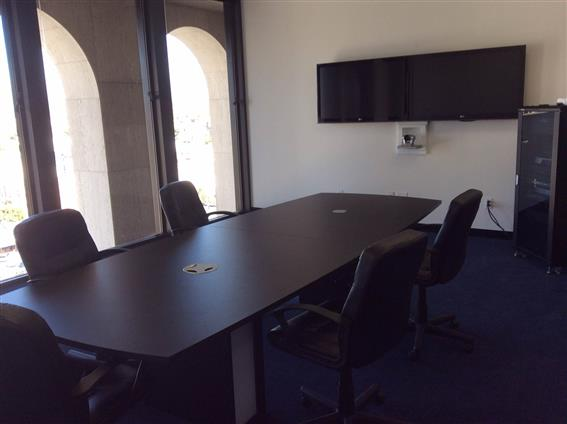 Mid. Wilshire Los Angeles at Western and Wilshire - Video Conferencing Room