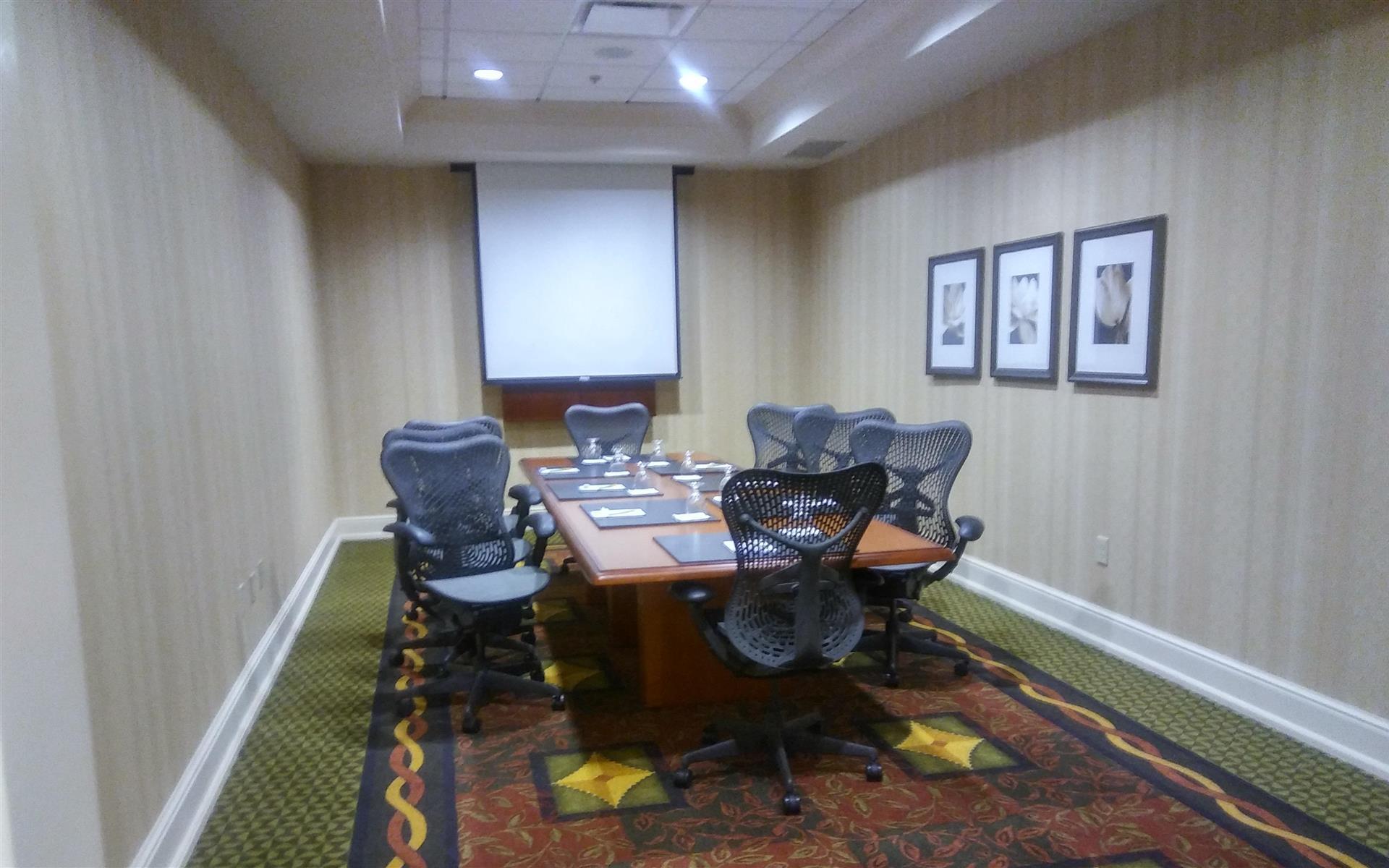 Hilton Garden Inn Gulfport Airport   Executive Boardroom
