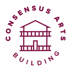Logo of Consensus Arts Building