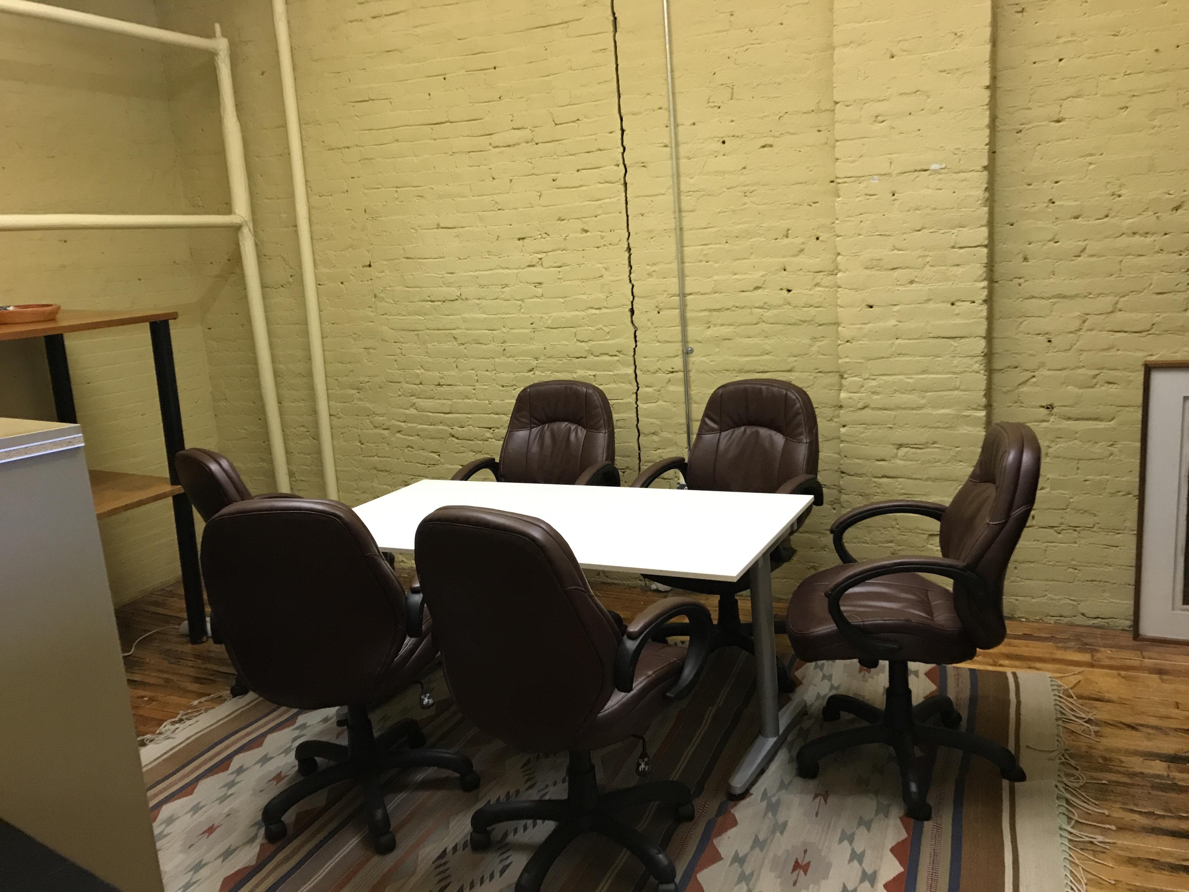 The South End Loft - Mid-Sized Conference Room