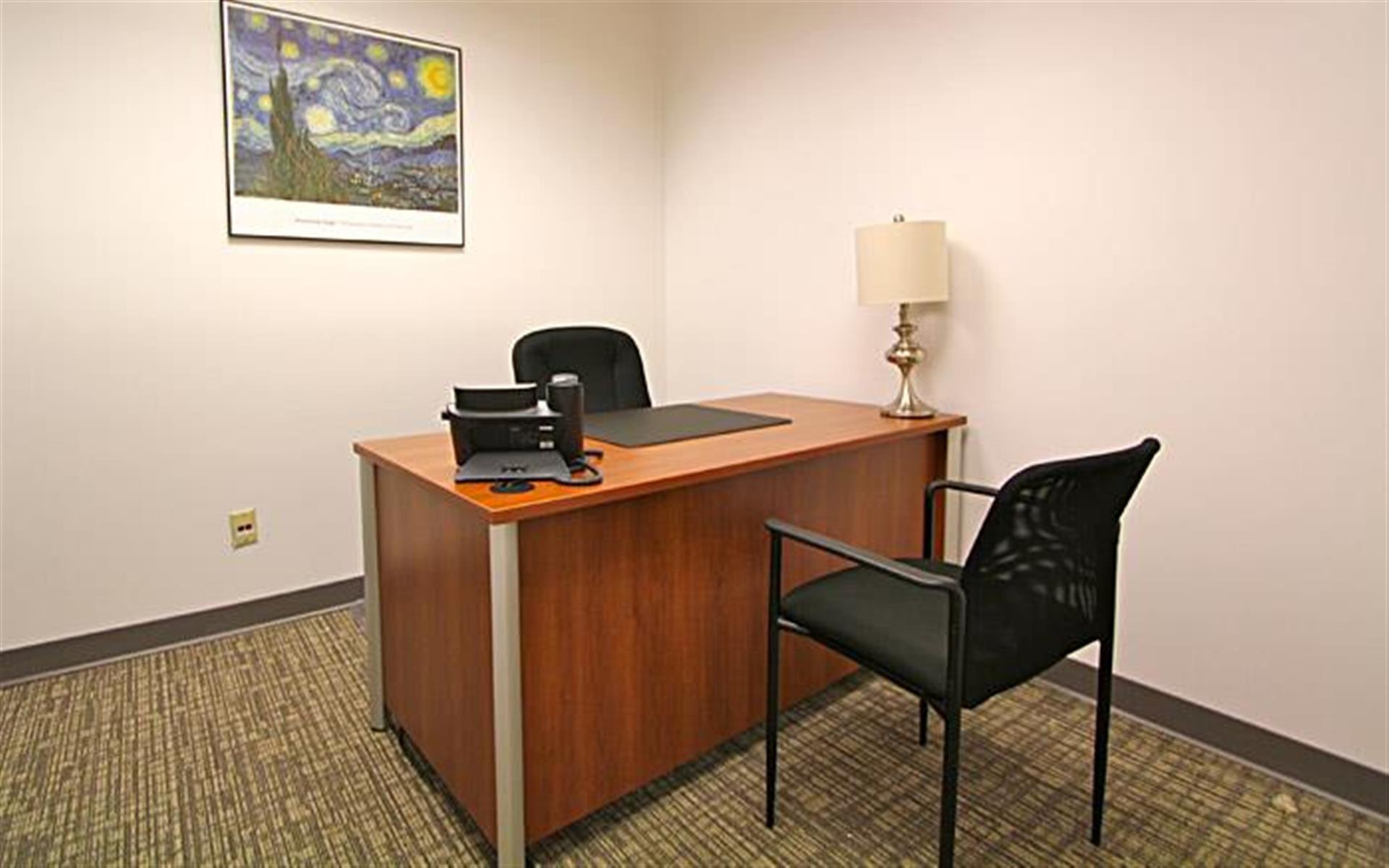 NYC Office Suites 1350 - 1 Person Interior