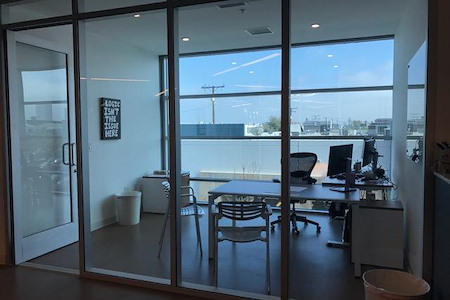 ElleIsaac, LLC - Private Window Office 2
