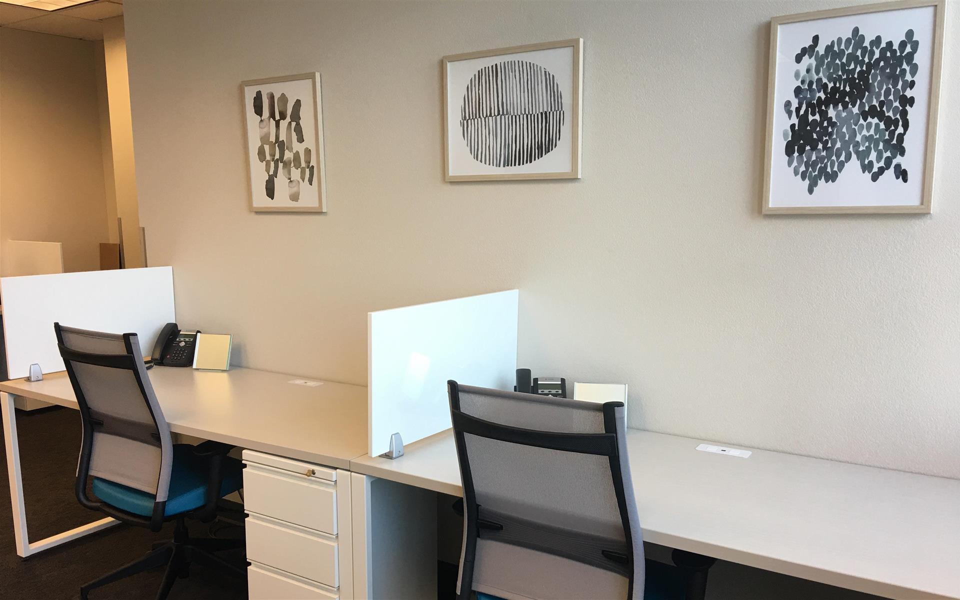 Office Evolution Fort Collins Dedicated Desk