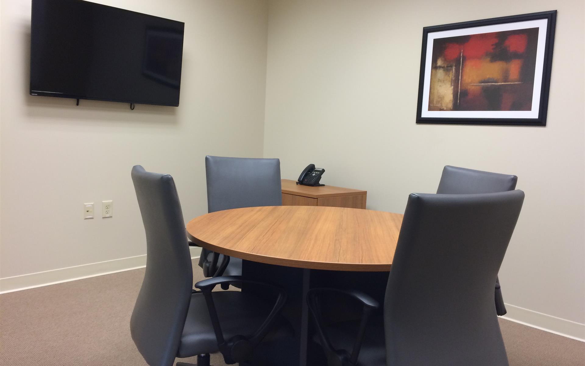Office Evolution - Dublin - Conference Room x 4