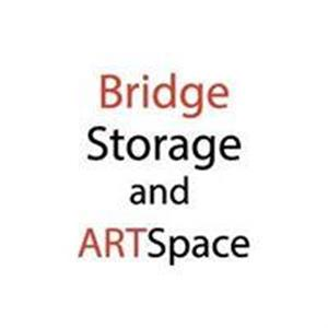 Logo of Bridge Storage and ArtSpace