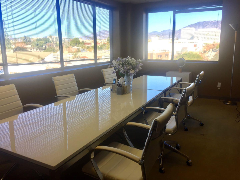 AGA Capital - Office Suite 402