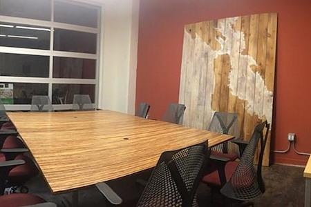 Impact Hub San Francisco - Meeting Room 2
