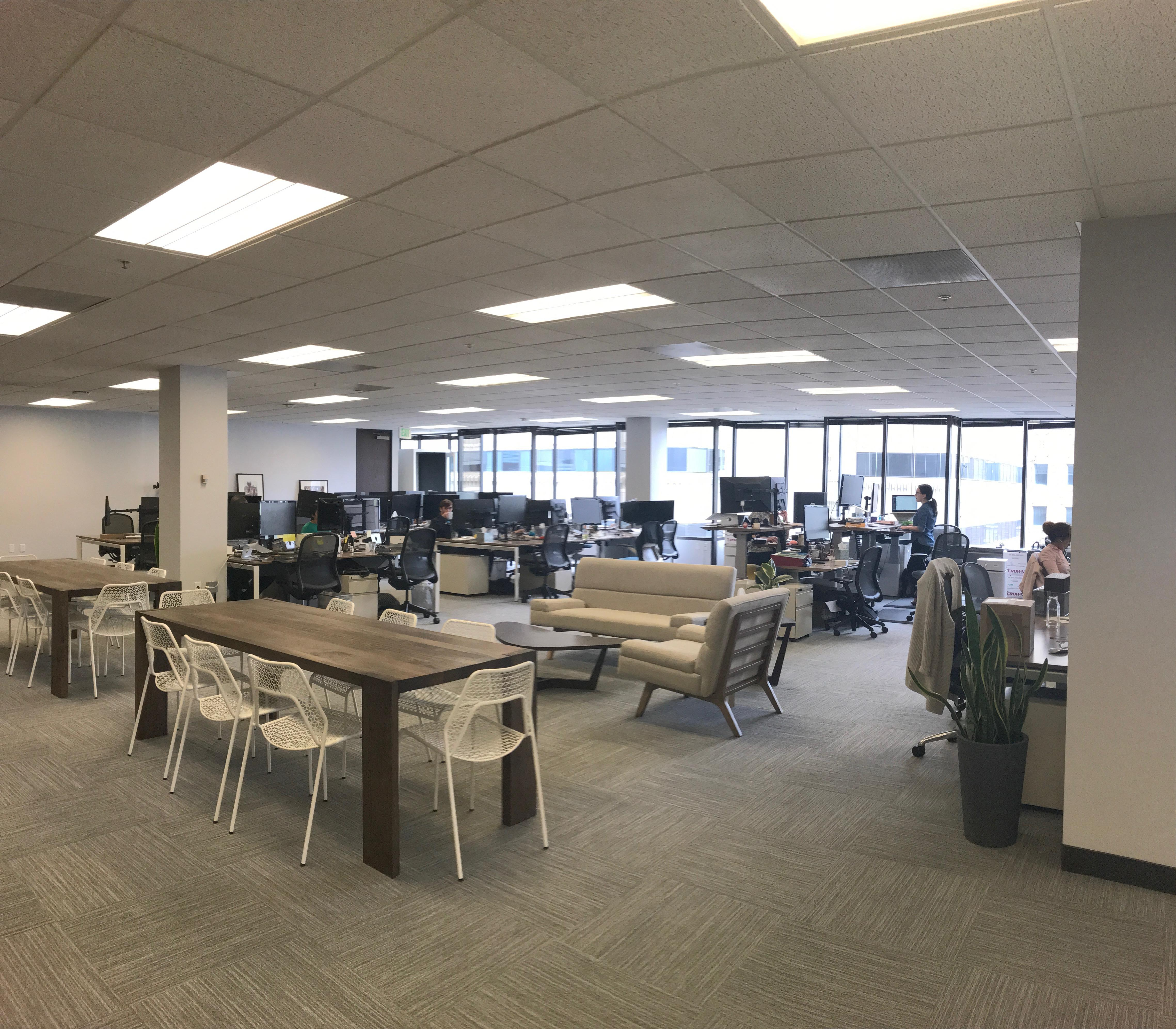 Metabiota - Office Space for 12