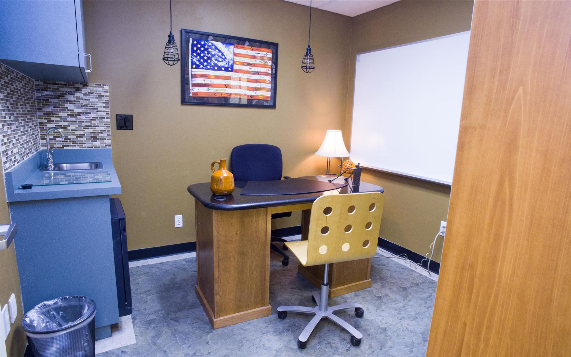 NEST CoWork (CyberTECH Community) - 1-2 Person Modern Private Office Suite