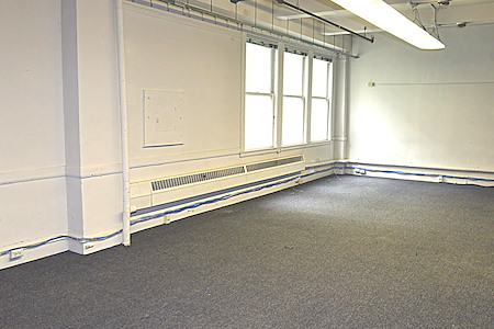 James Bong Enterprises - Private Meeting Room with Natural Light