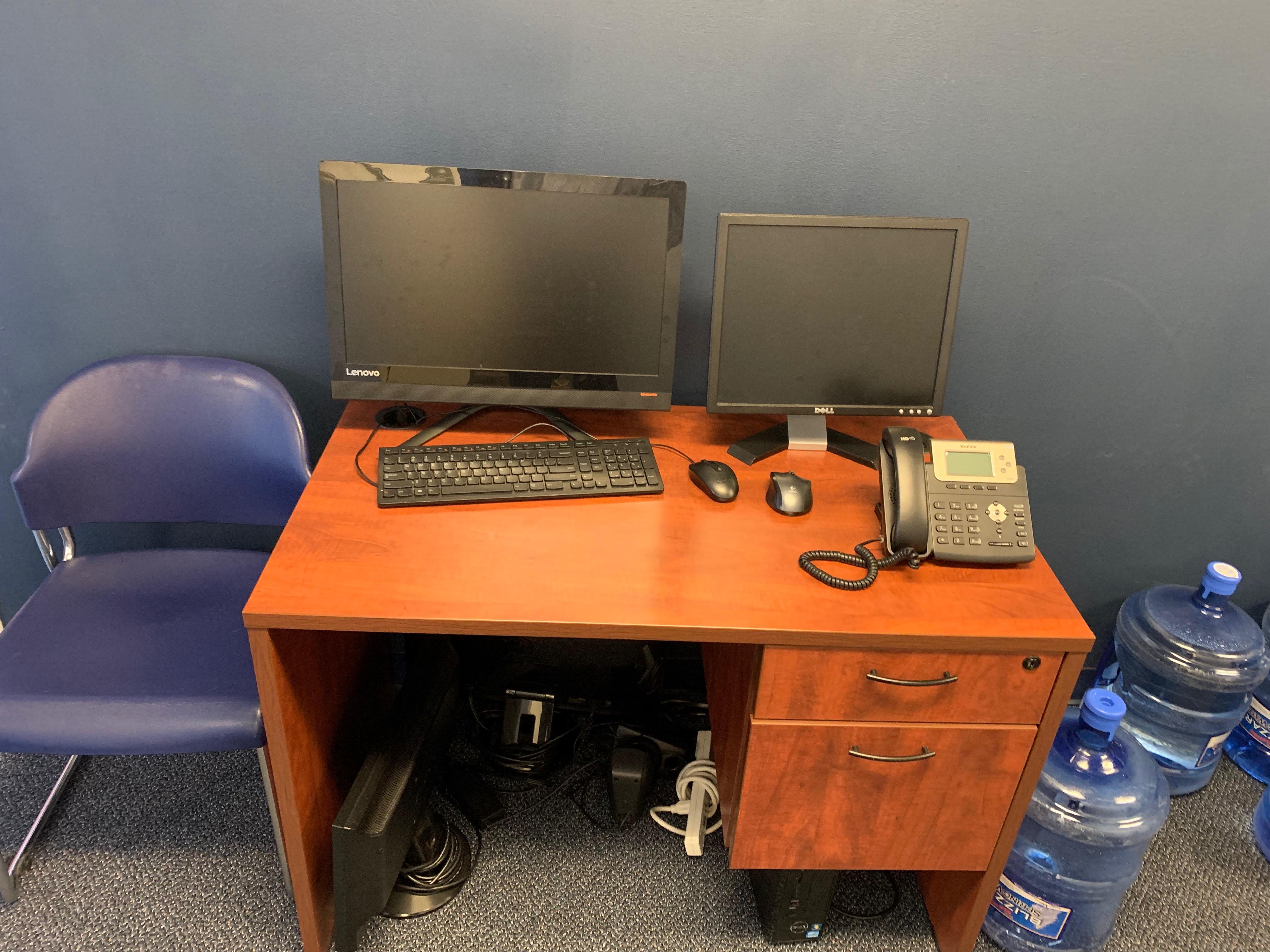 Midtown Partners - Dedicated Desk 1