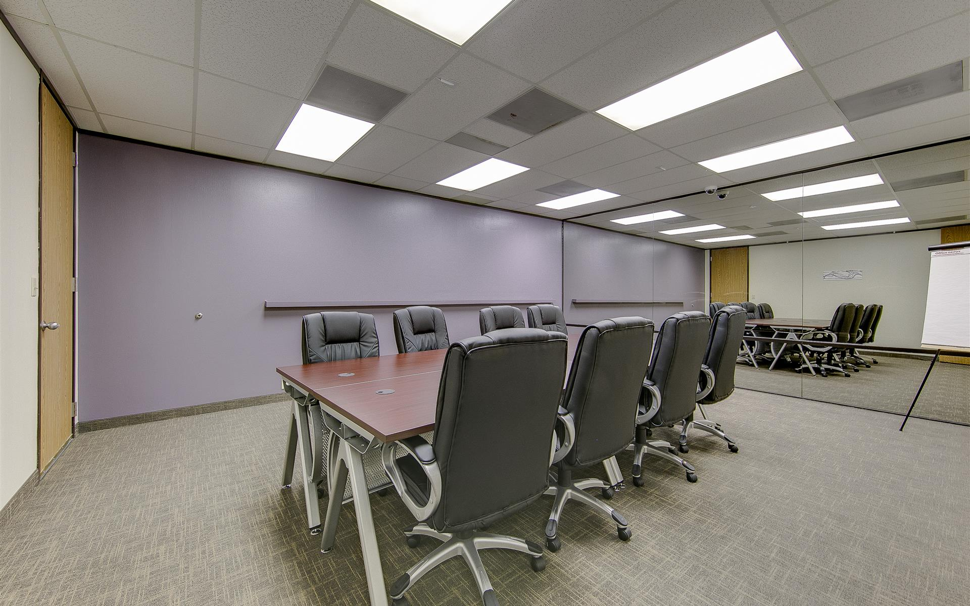 VuPoint Research Dallas - Plum Room