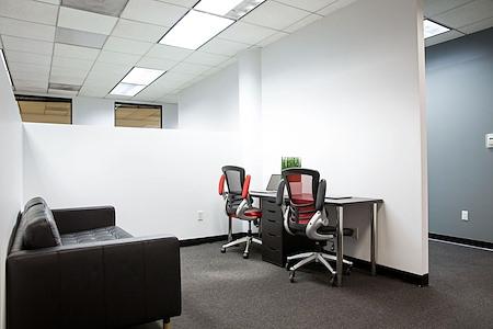 Ventra7 - Dedicated Private Desk