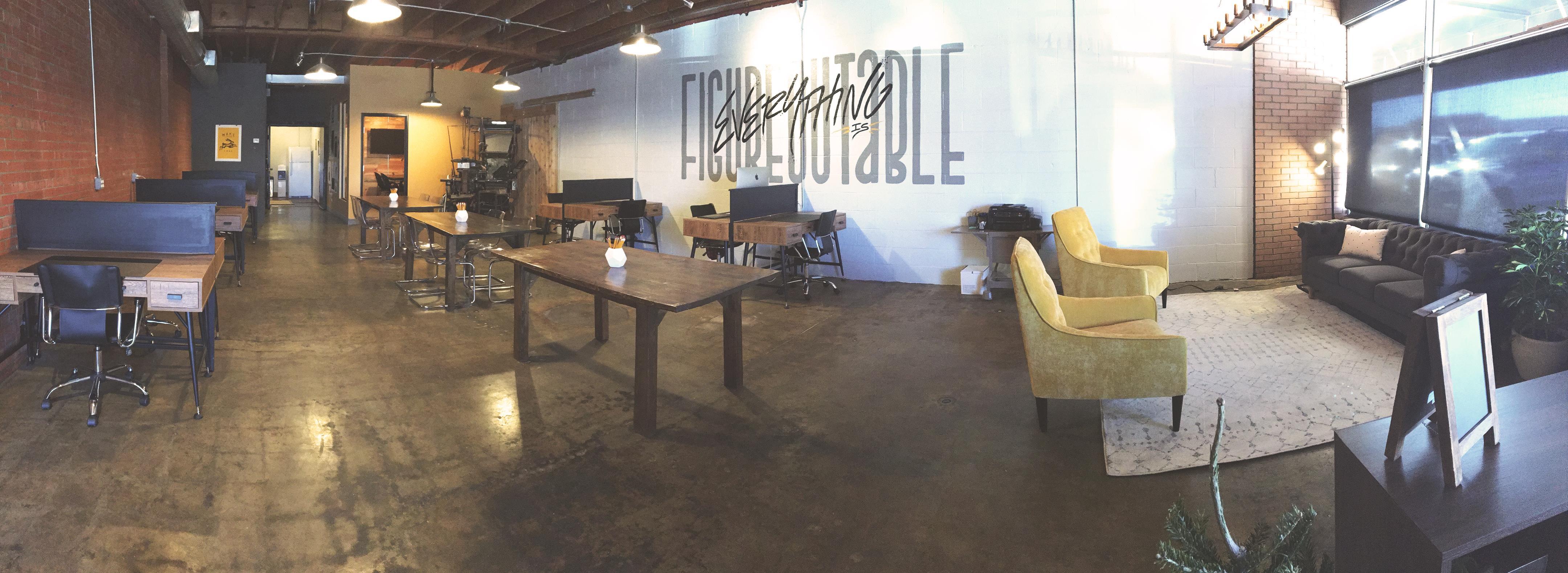 The Union Hall Workspace - Flex Space