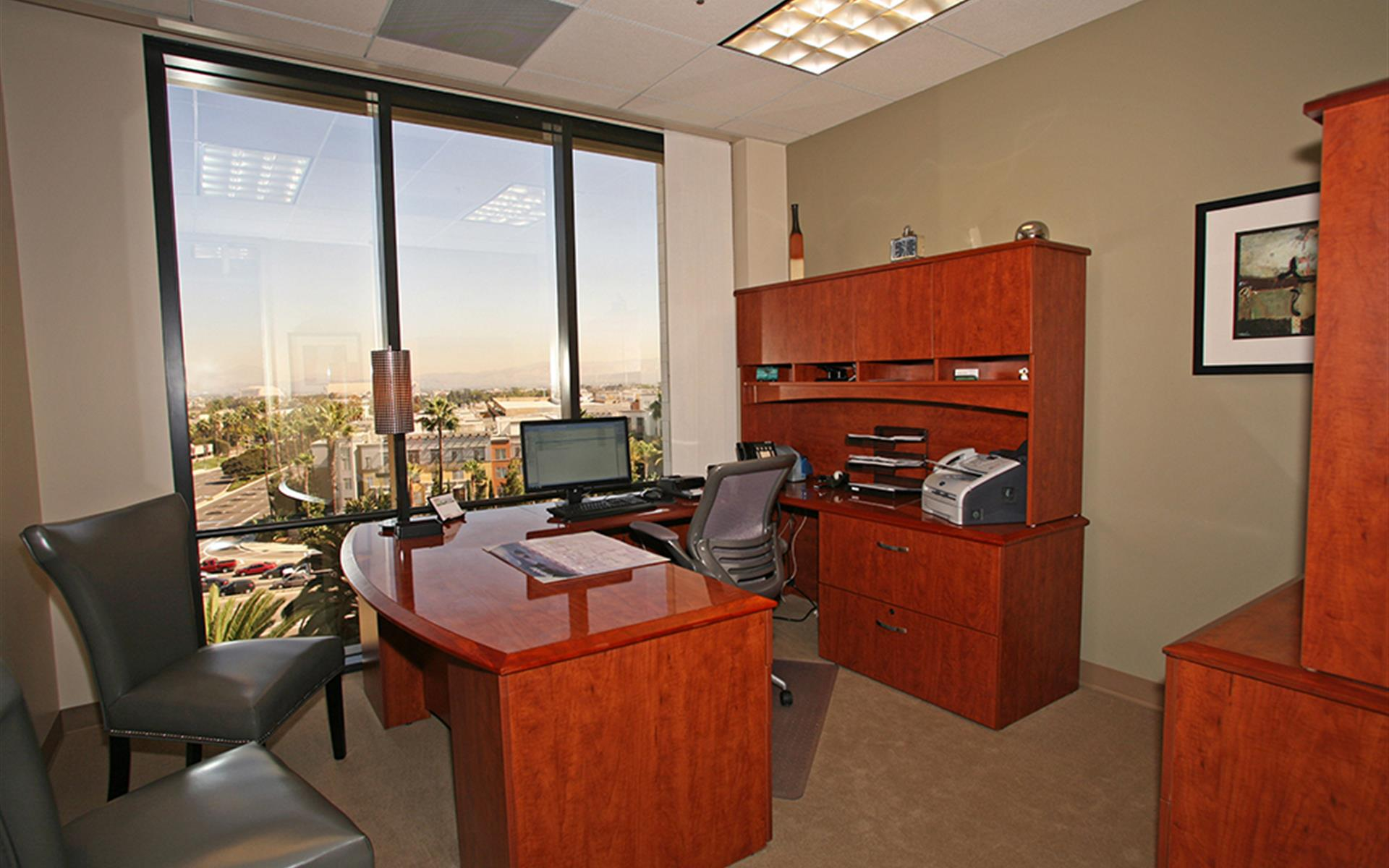 Irvine Office Space