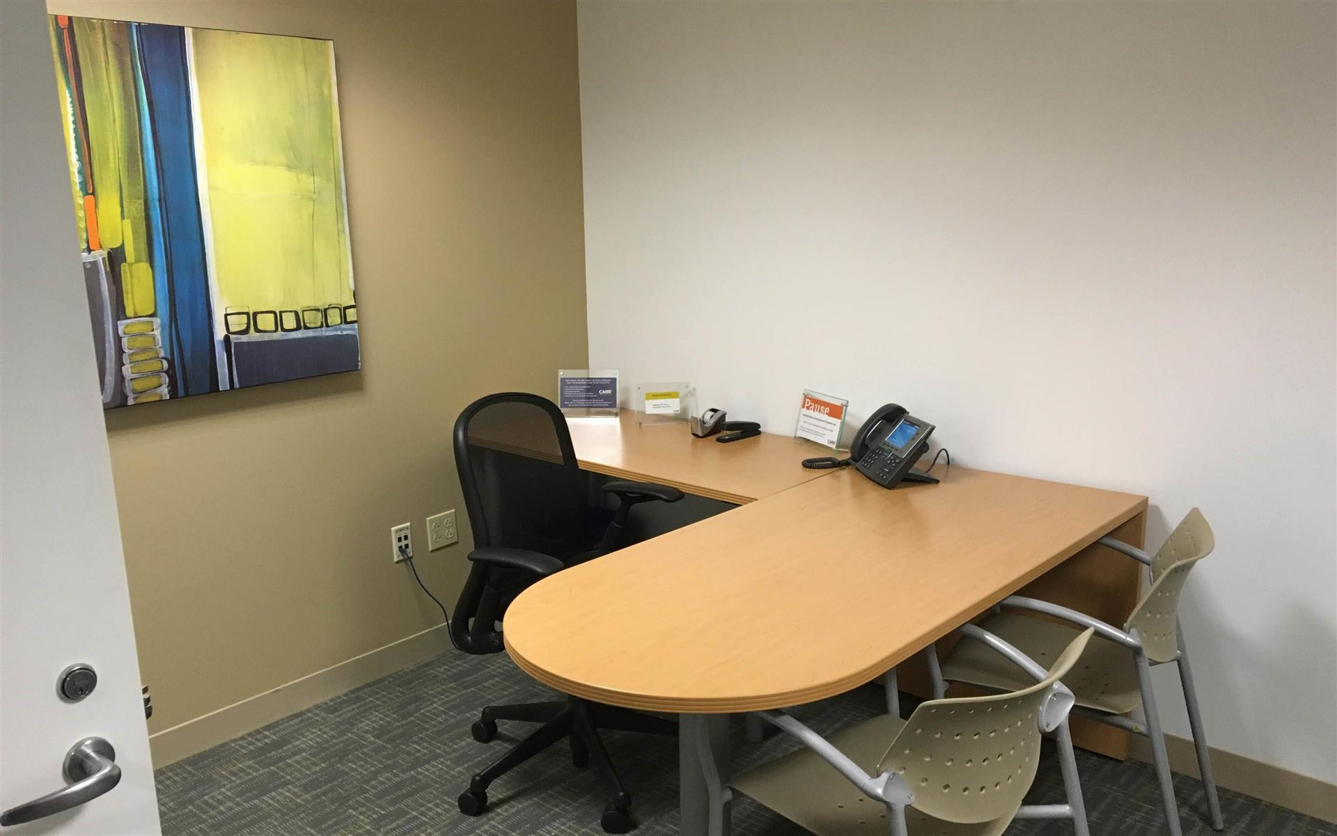 Carr Workplaces - Financial District - The Atlantic Day Office