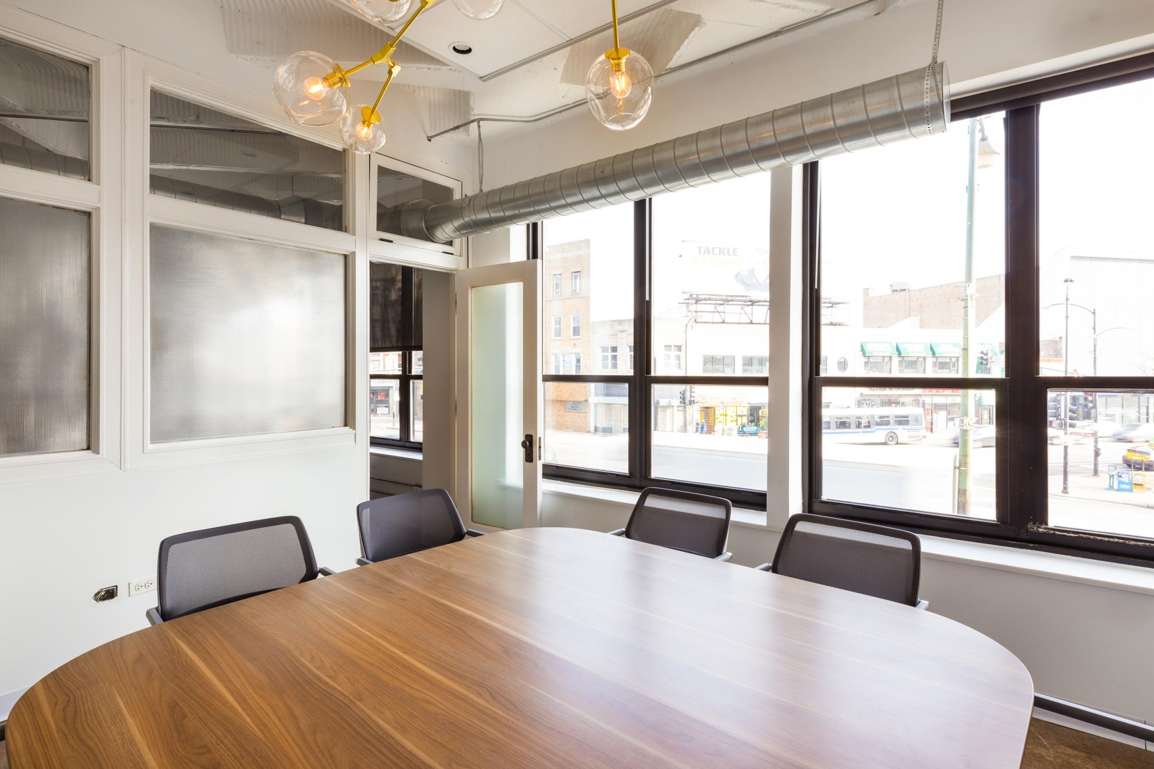 Platform Coworking Wicker Park - Wicker Park Conference Room