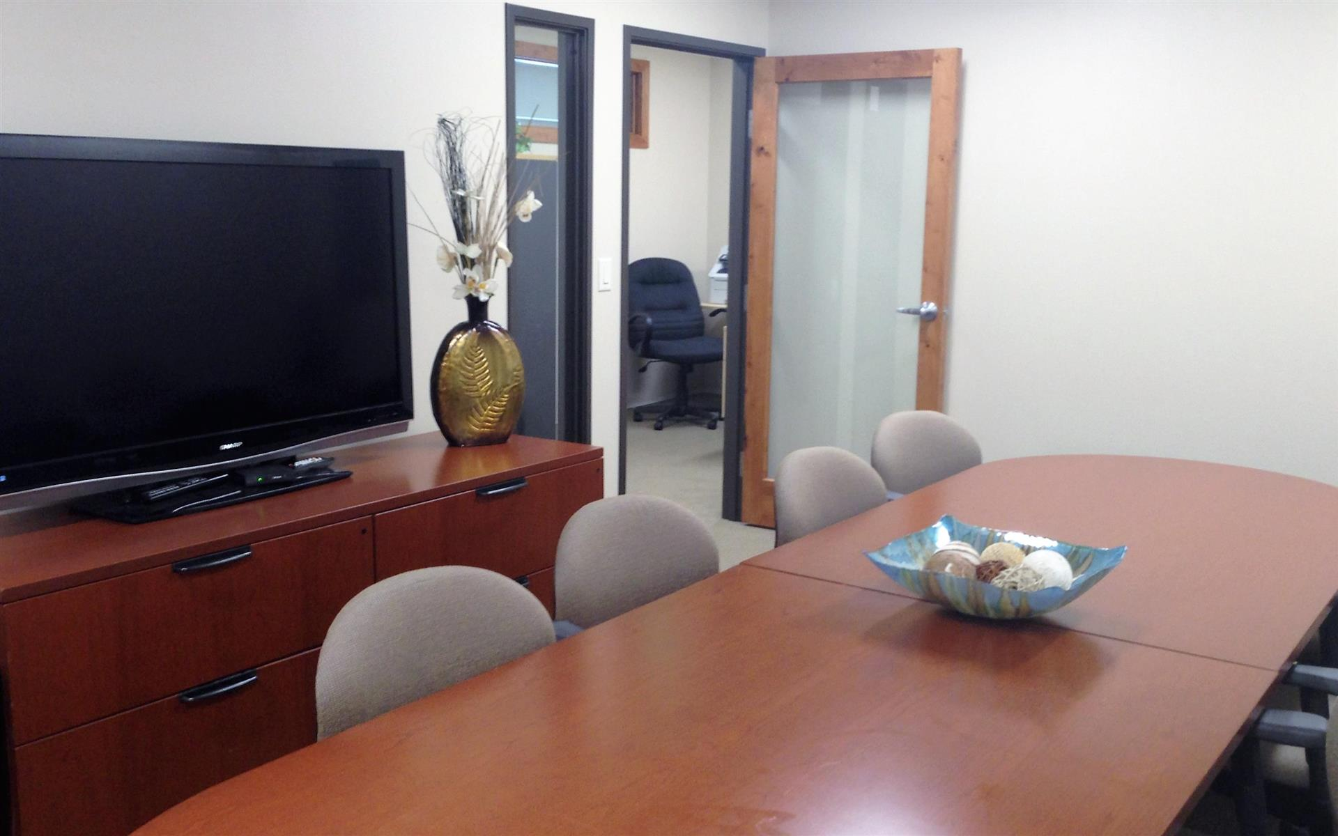 Summitview Advisors - Team Conference Room