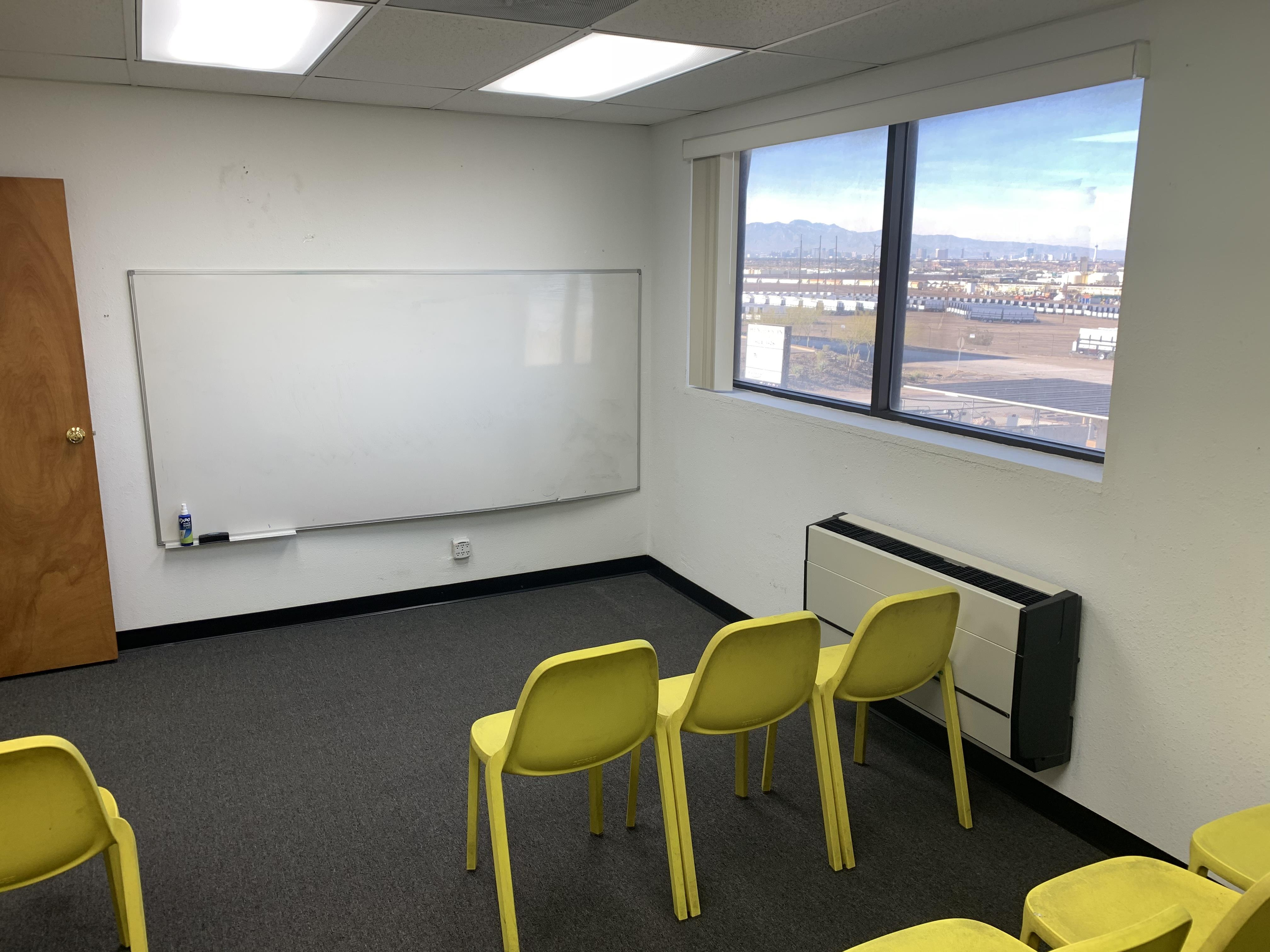 Henderson Learning Center - Executive office suite 207