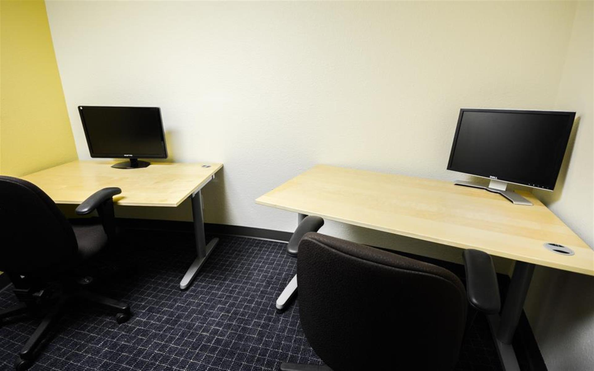 The Startup Admin Co-Munity - Double Private Day Office