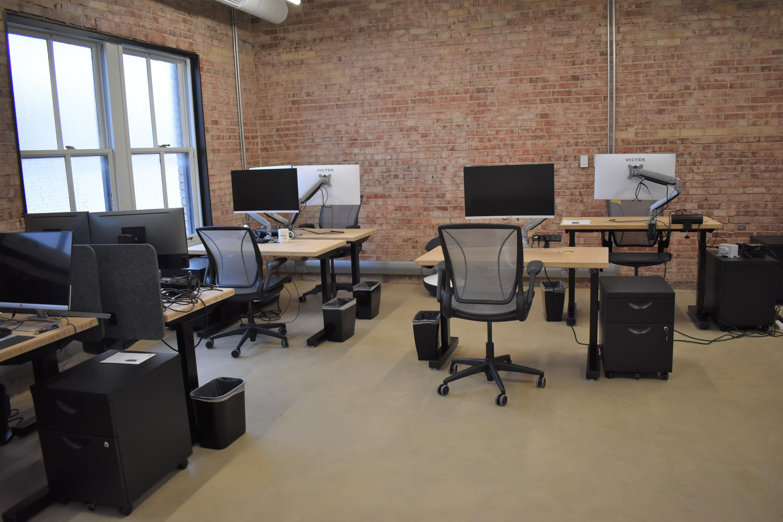 desk chair coworking - Dedicated Desk ( Standard )