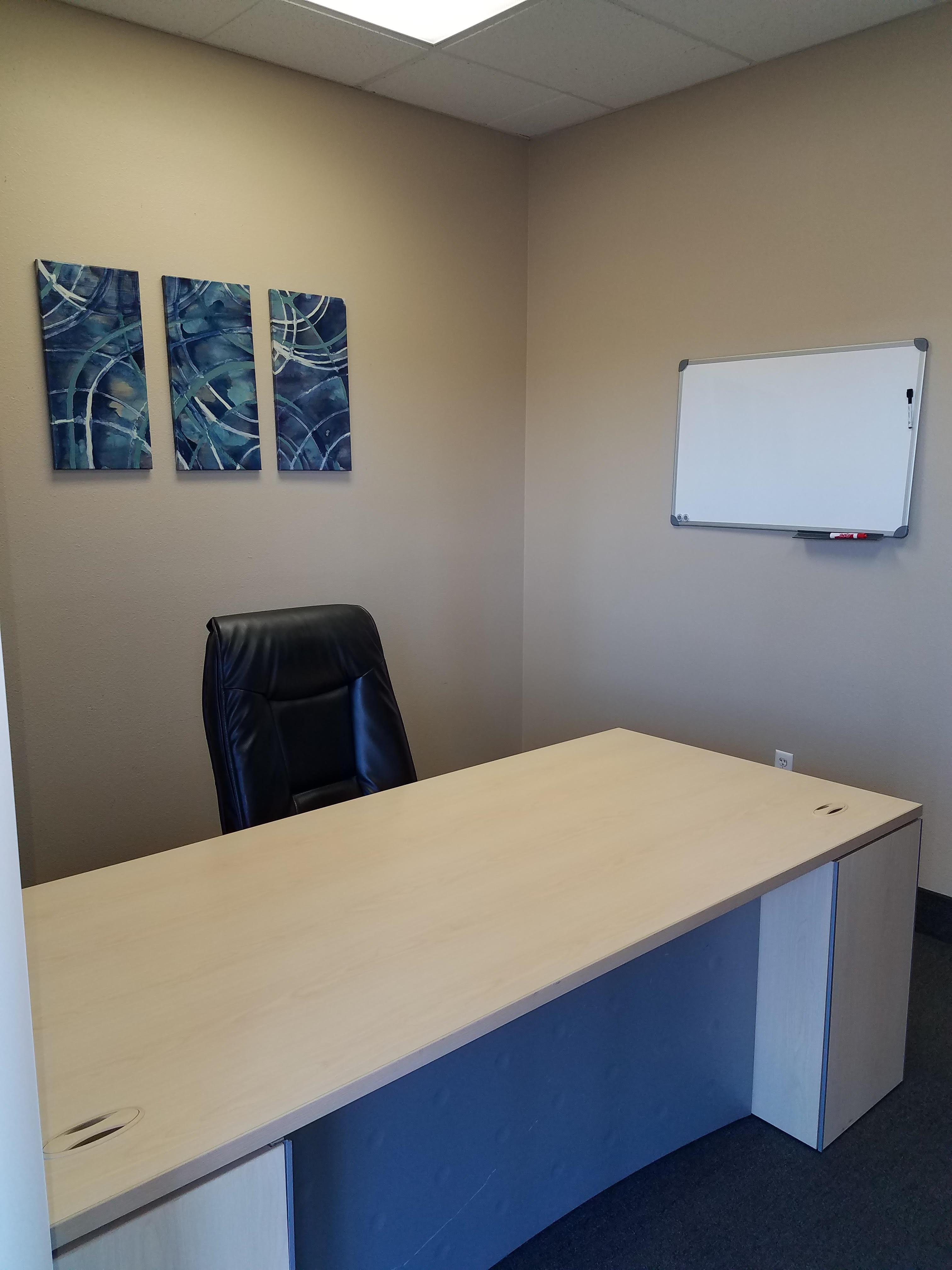 Evus Technologies - Parking Entry Office