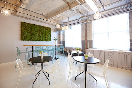 The Yard: Williamsburg BK - Coworking - The Lounge