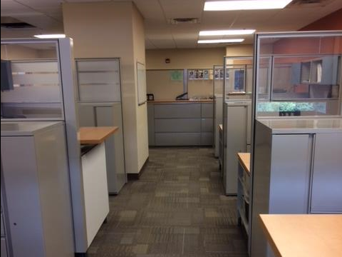 Acuity Consulting, Inc. - Cubicle (6 x 8) Total of 6