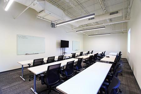 SharedSpace Augusta - Firethorn Classroom