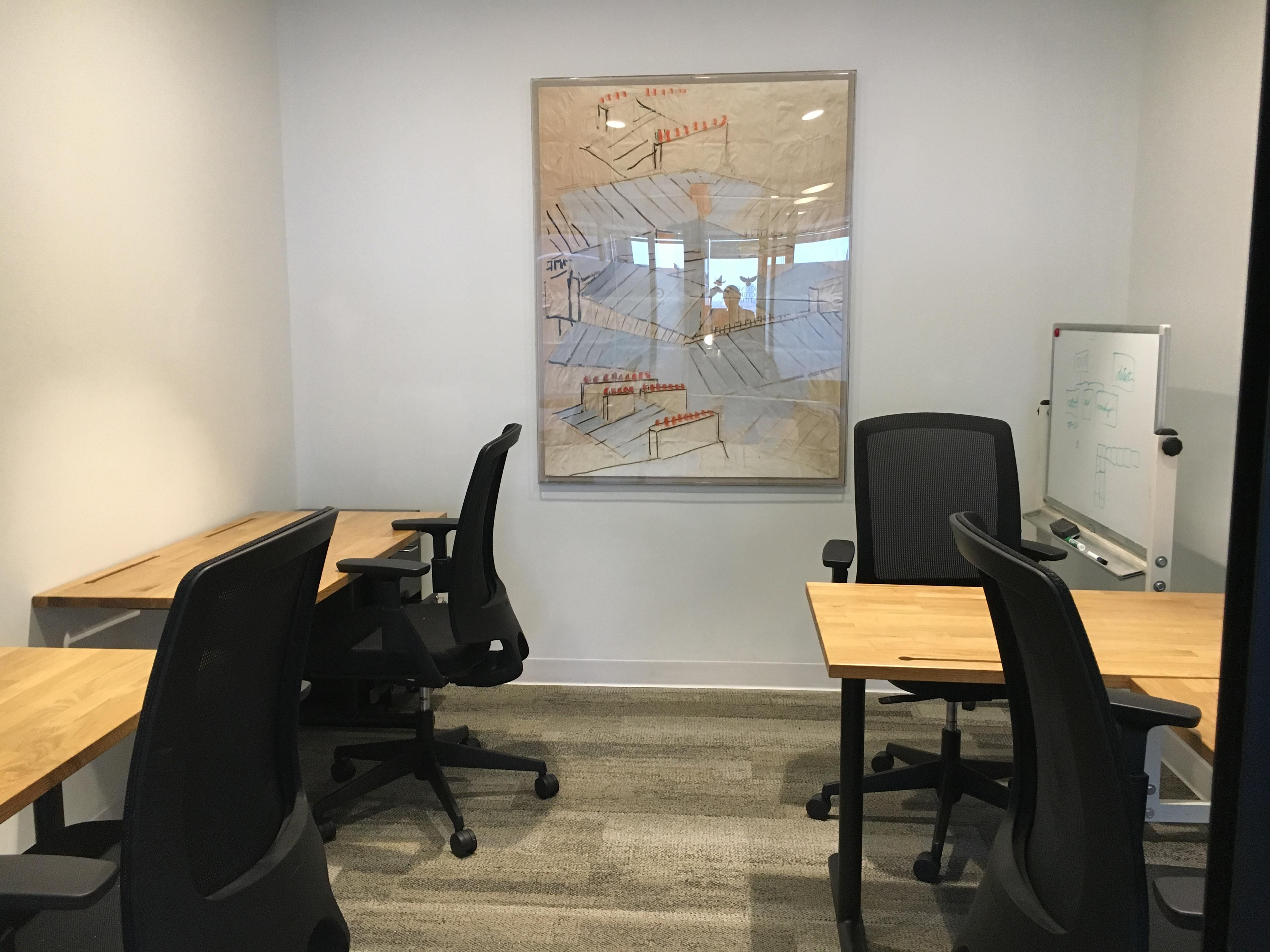 Village Workspaces - Up to 4 person office