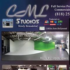 Host at CML Studios