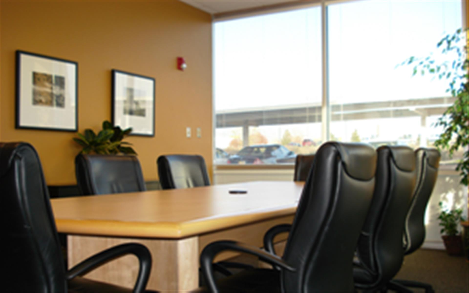 Office Alternatives (Journal Center location) - Executive Board Room