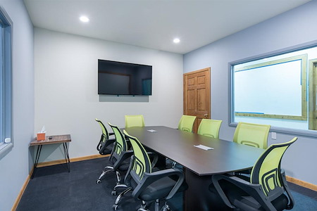 CrankTank Office Club - Conference Room