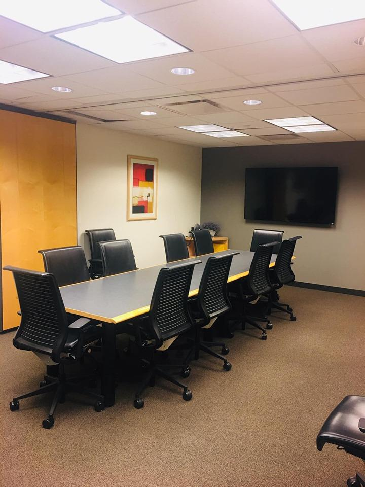 Intelligent Office - Melville - Large Conference Room