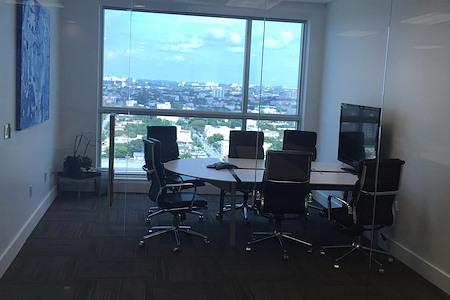 Latitude Brickell Centre - Medium Conference Room