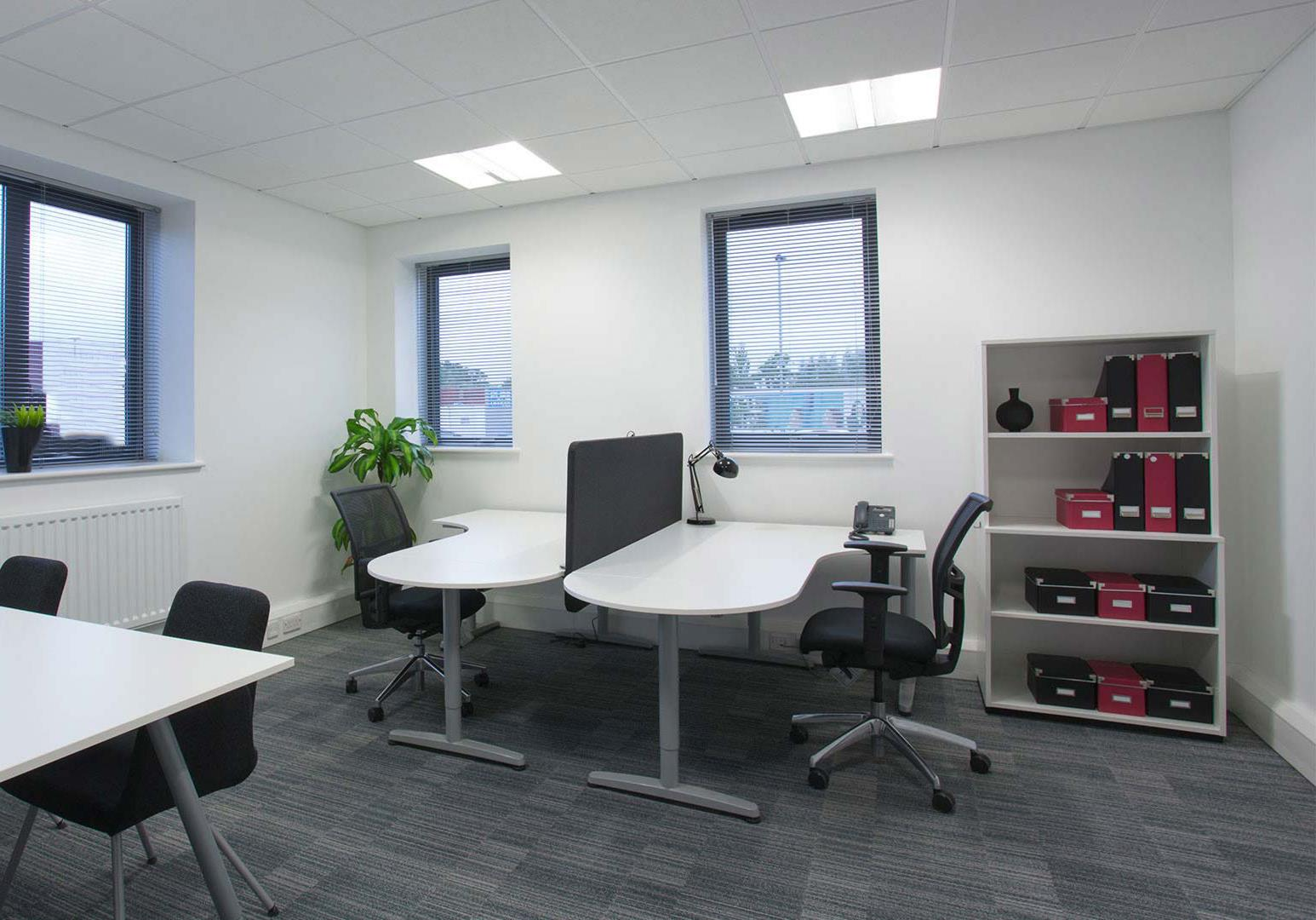 Launch Workplaces - Bethesda - Office 106