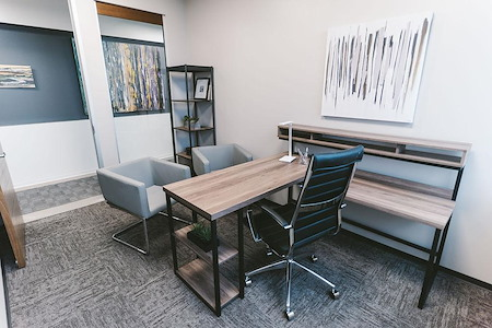 WORKSUITES | Central Plano - Interior Office | 1-2 People