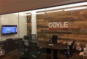 Logo of Coyle Contracting Corp