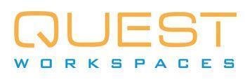 Logo of Quest Workspaces- Doral
