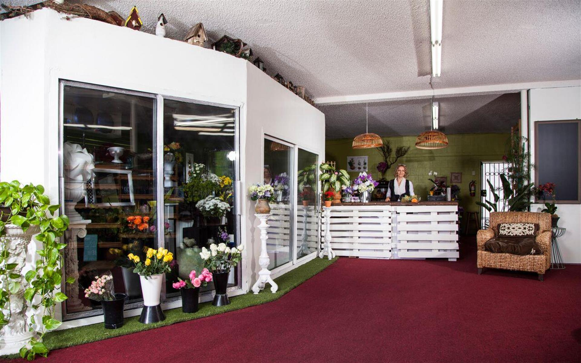 Lavender Memory Flowers & Gifts - Event Space 1