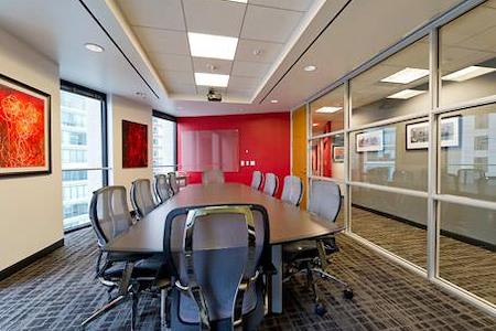 Regus-201 Mission Street - Meeting Room 1