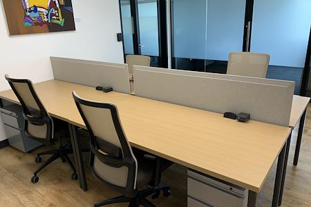 Venture X Frisco - Stonebrook - Dedicated Desks (4 total)