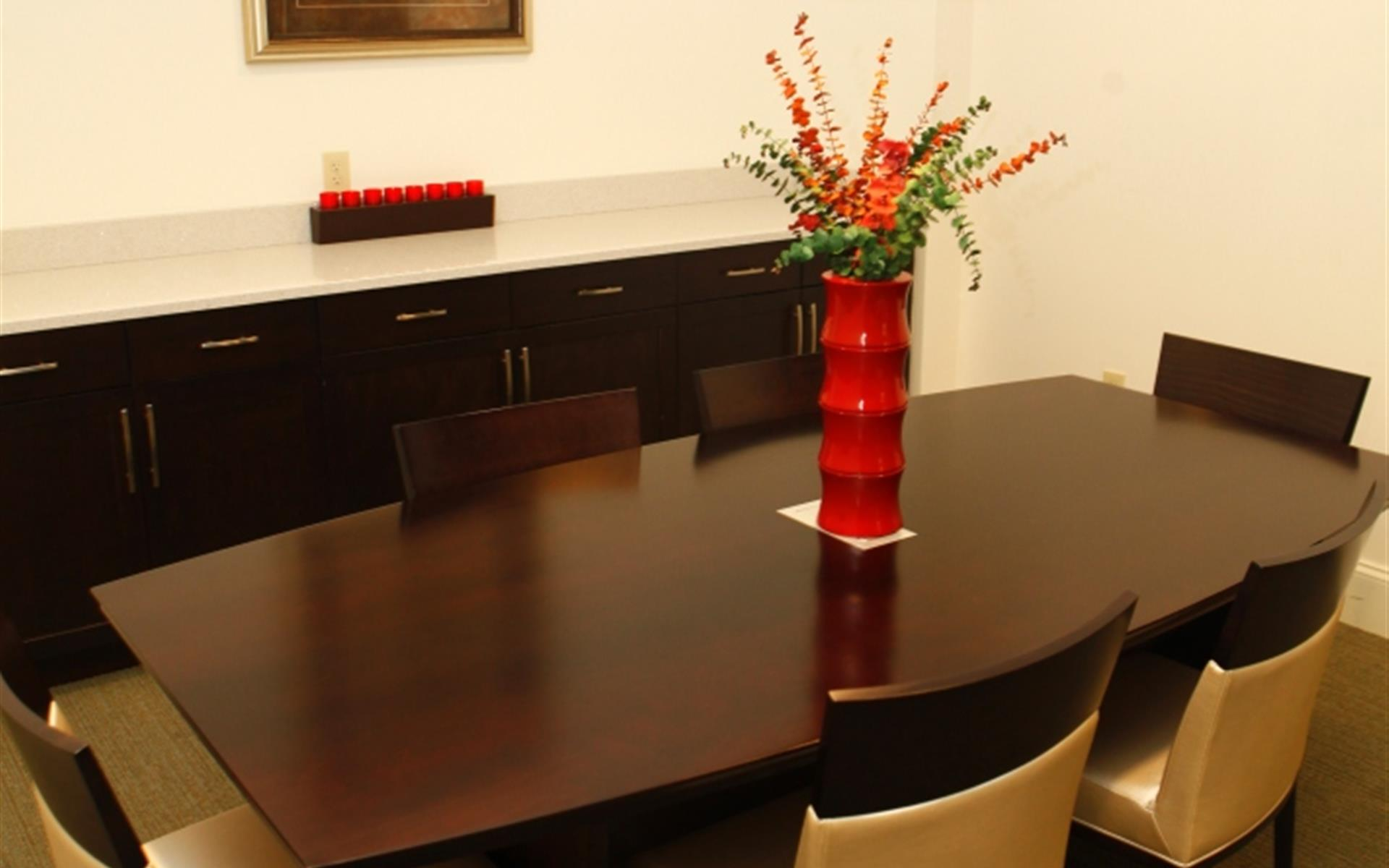 C Suites Executive Offices - Strategy Room
